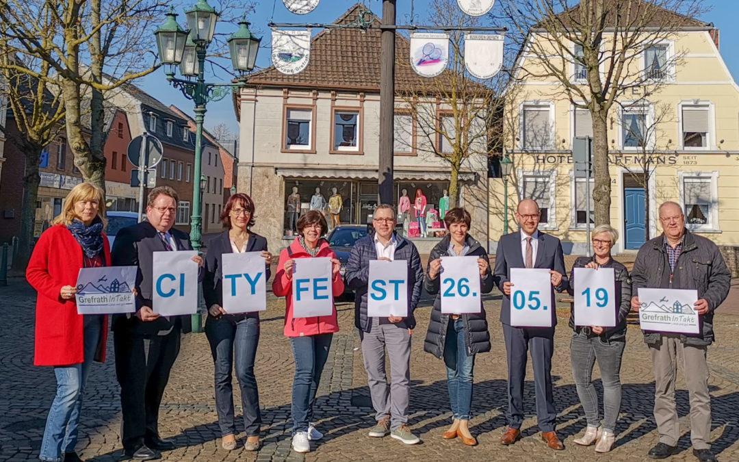 City-Fest am 26.05.2019
